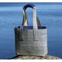 Bon väska. Raffia och vass. Fair Trade från Madagaskar.